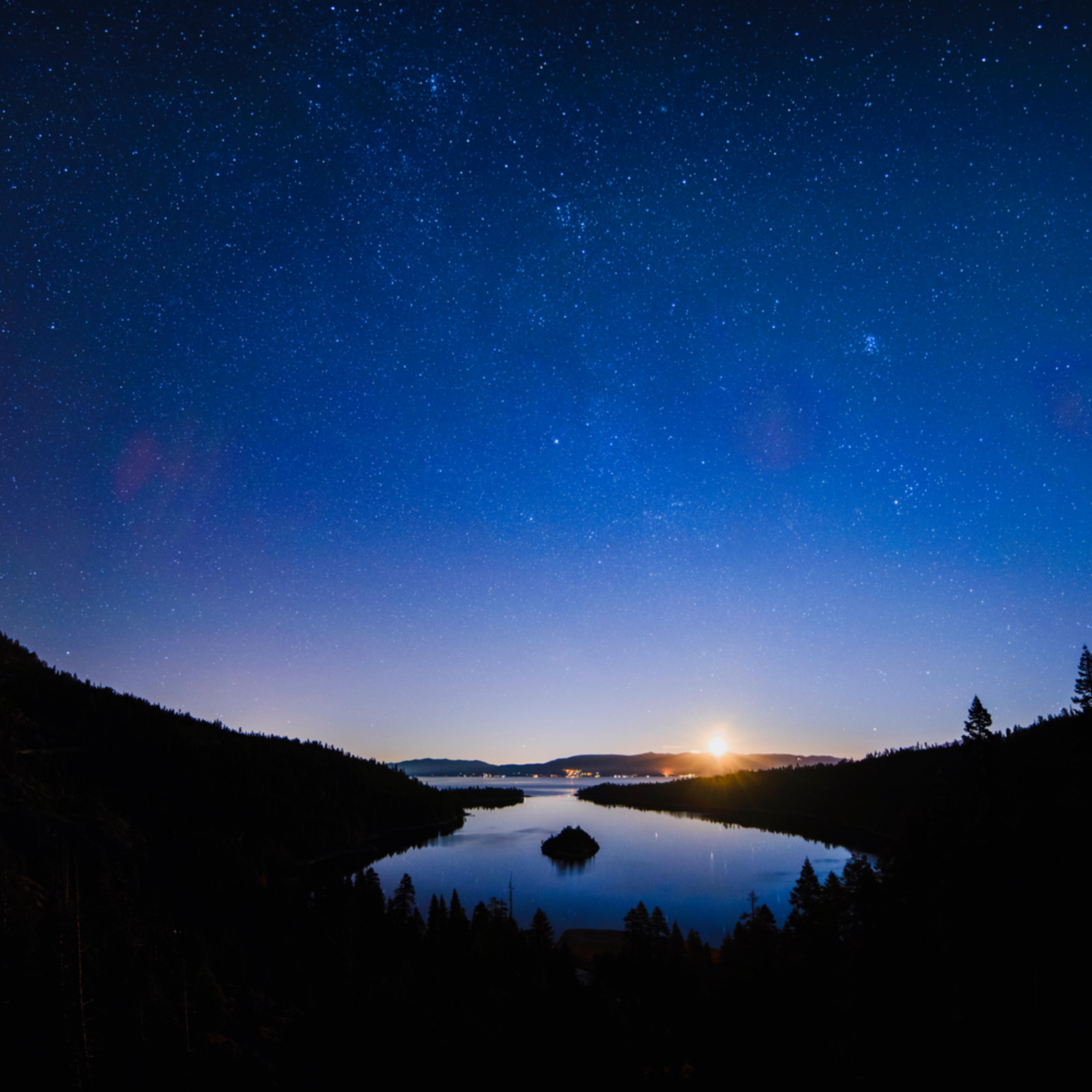 Emerald bay moonrise nbvwi7