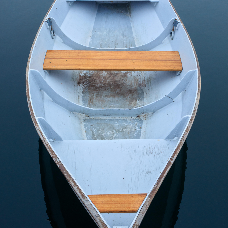 Cape porpoise rowboat i67lr6