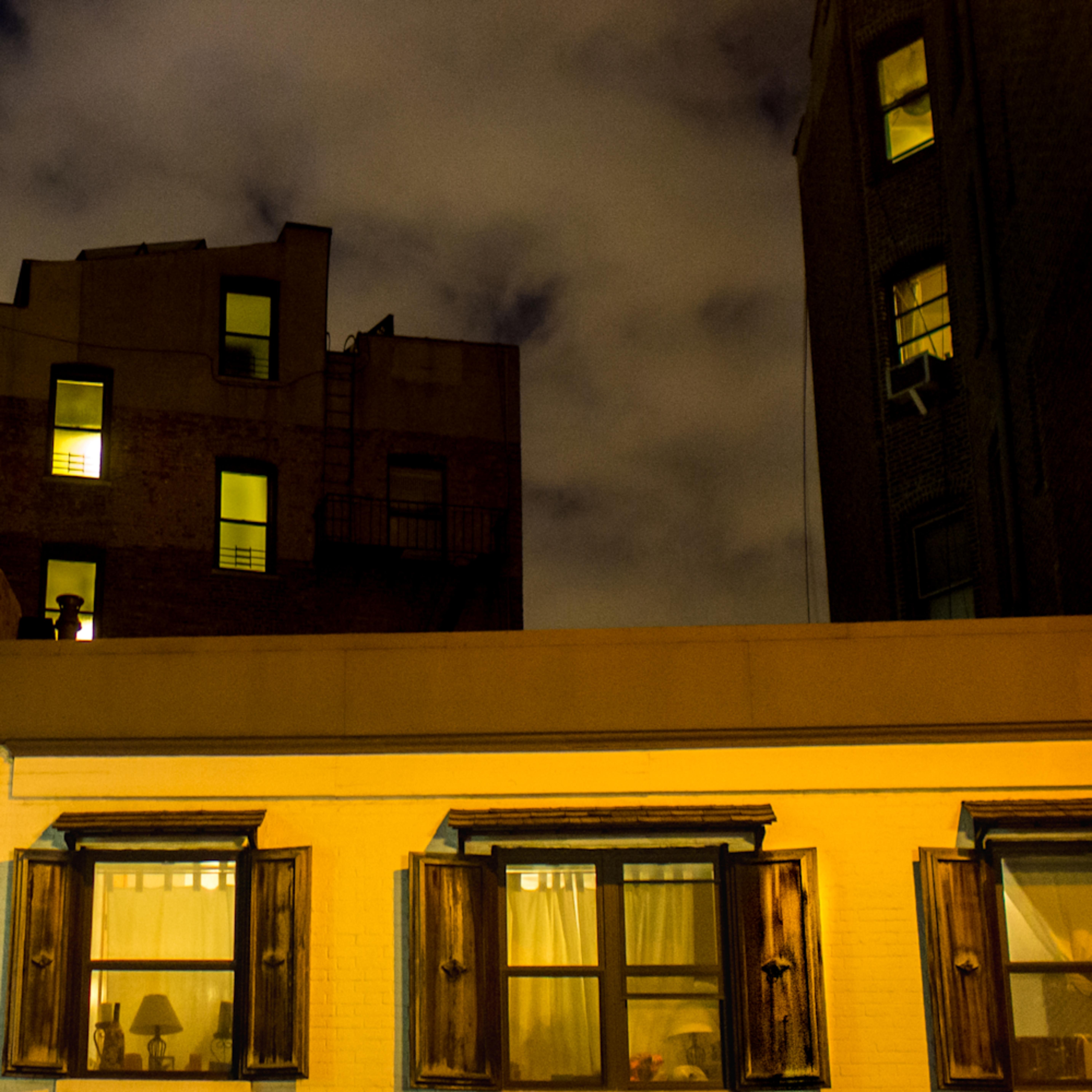Night on east ninth street nyc asen0060 t4avgh