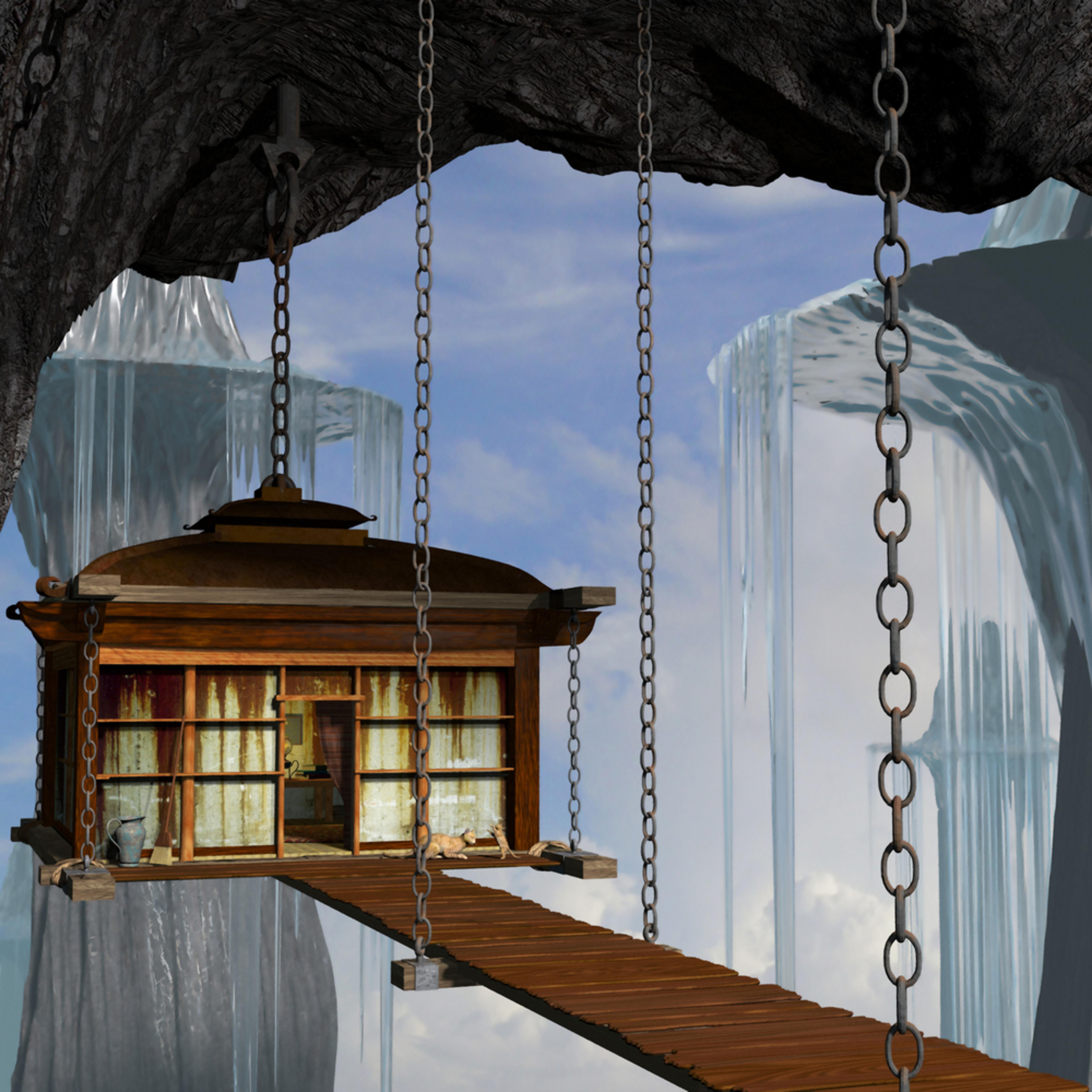 Cdecker hanginghouse 7851 mlecfc