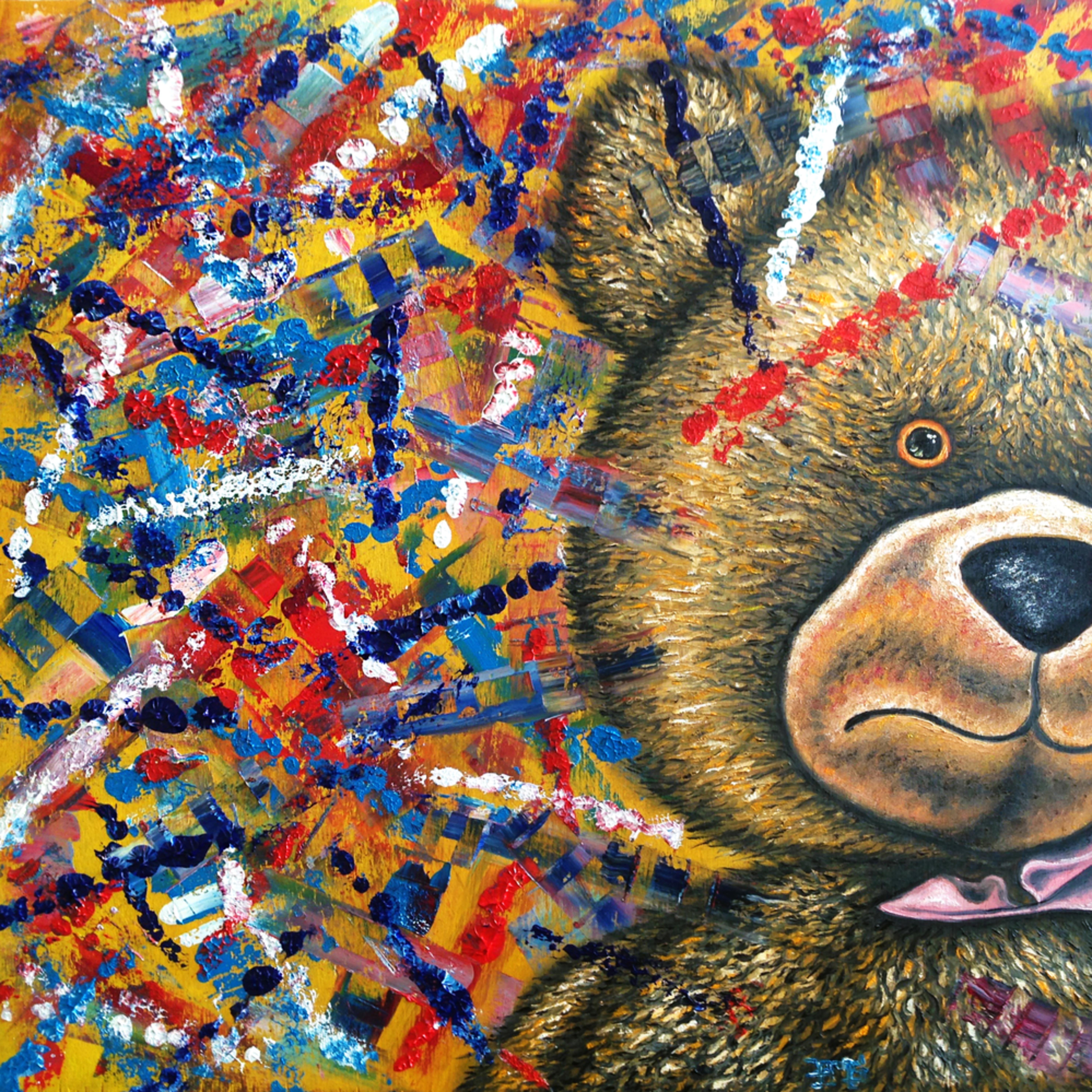 The little bear has a nervous breakdown 2 fat0yj