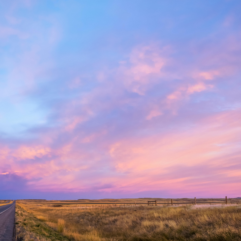 Montana sunrise upkg5w