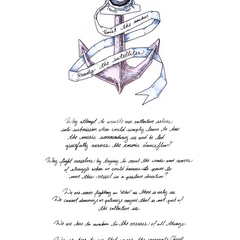 Cosmic dance sketch wtext p5ddgf