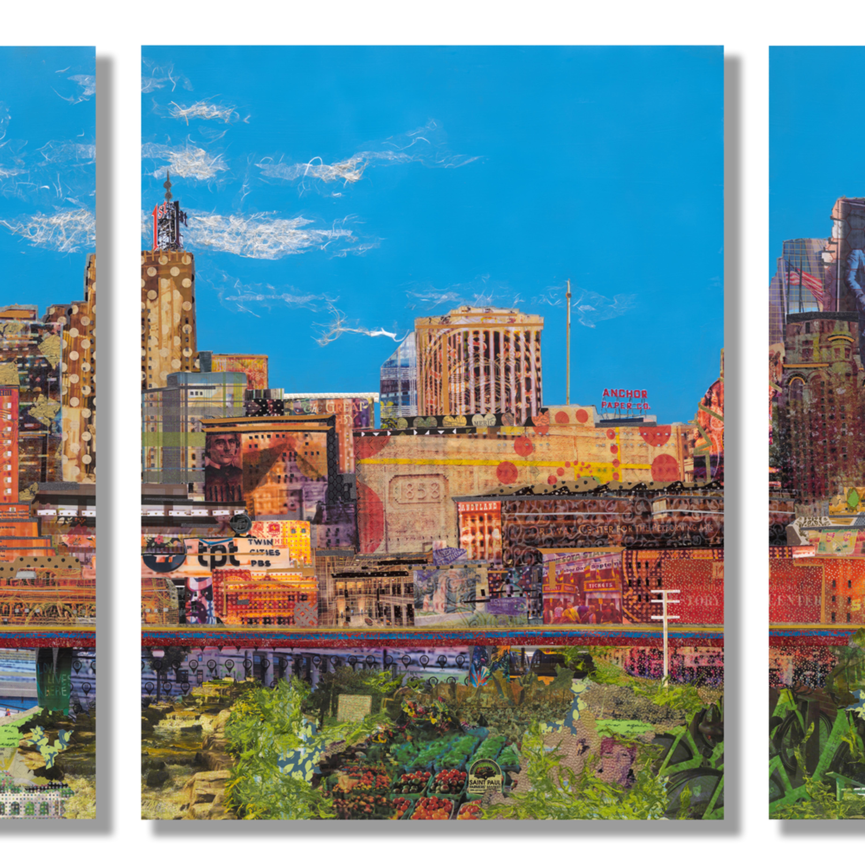 St paul triptych rtyjzk