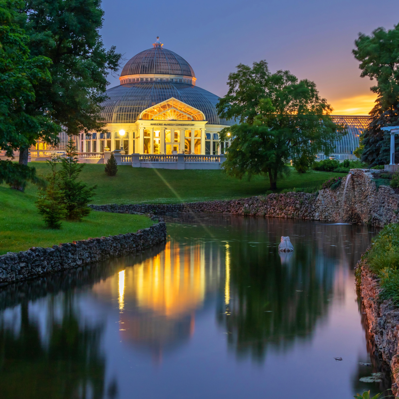 Conservatory sunset guzx9s