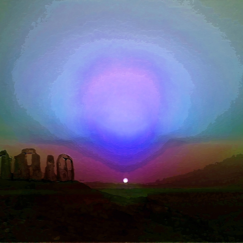 Martian sunset jhq7w6