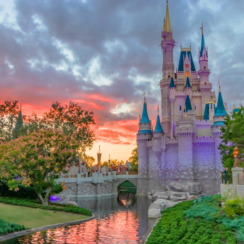 Castle dusk kjkelm