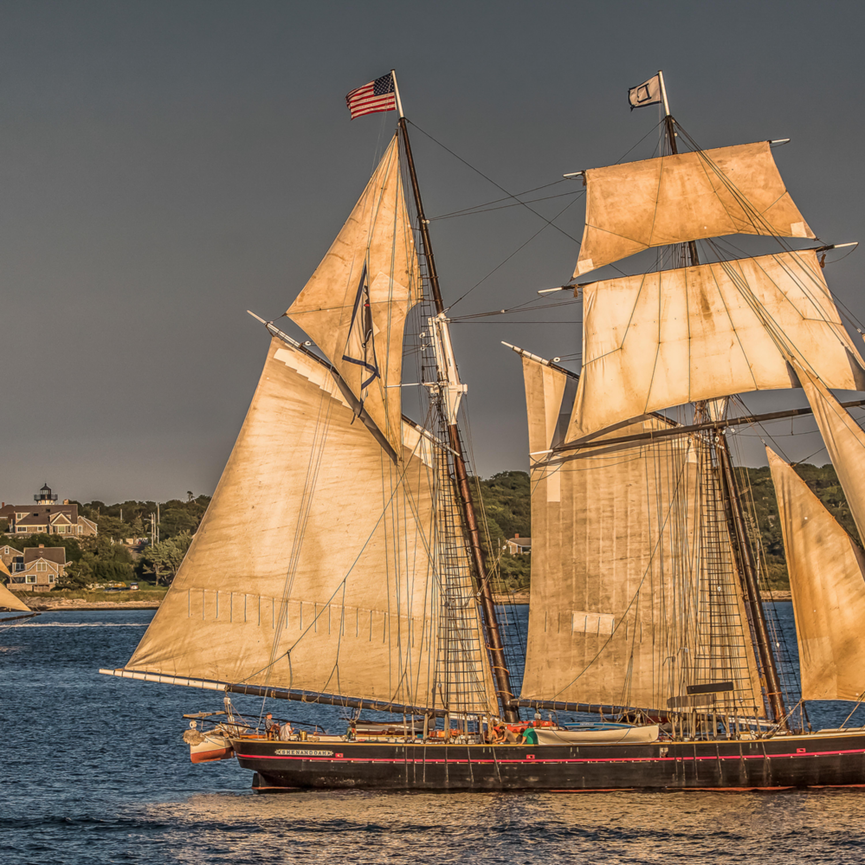 """Historic Ship Display Case for Tallships 41/"""" Inner"""