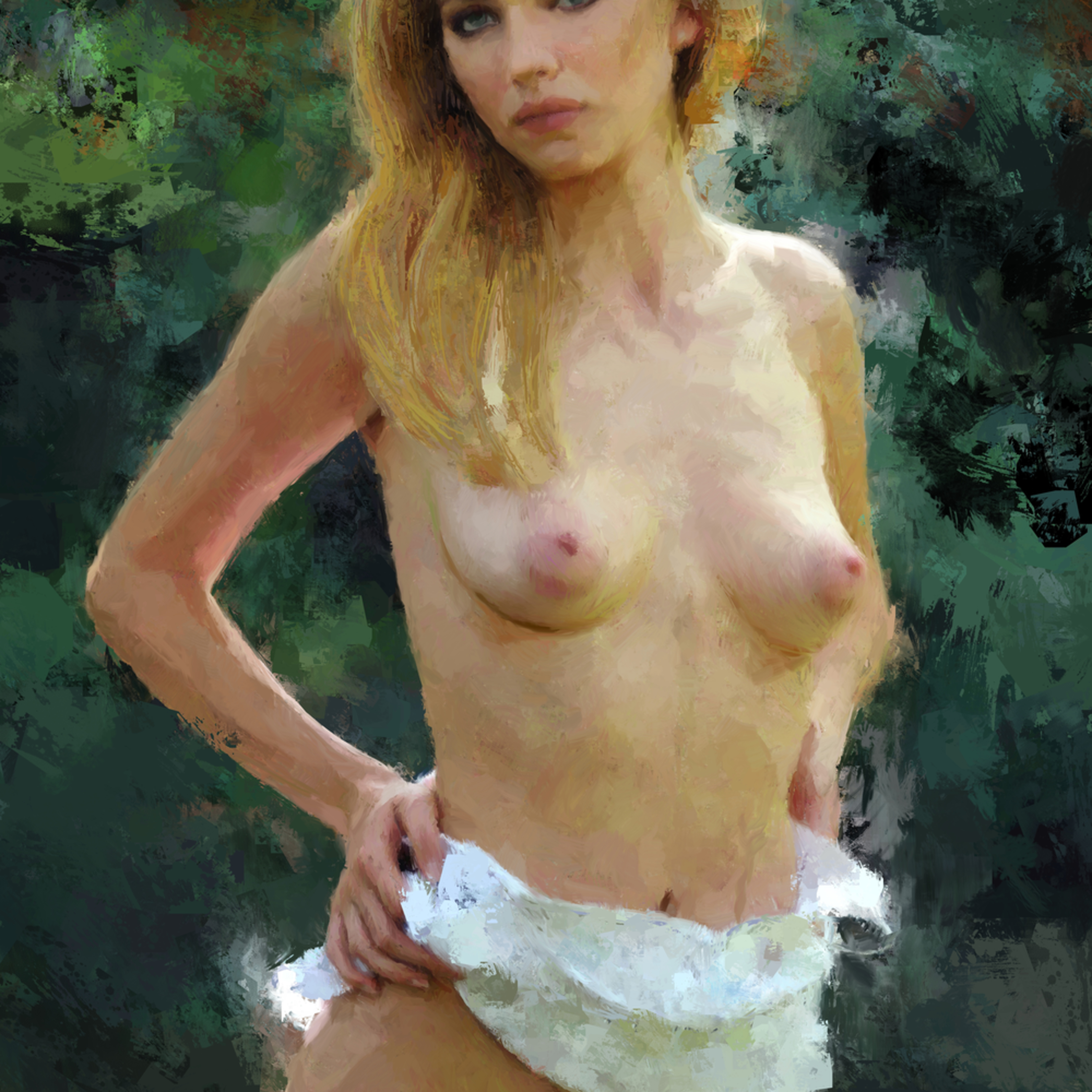 Nude outdoors 30x20dig m9trfc