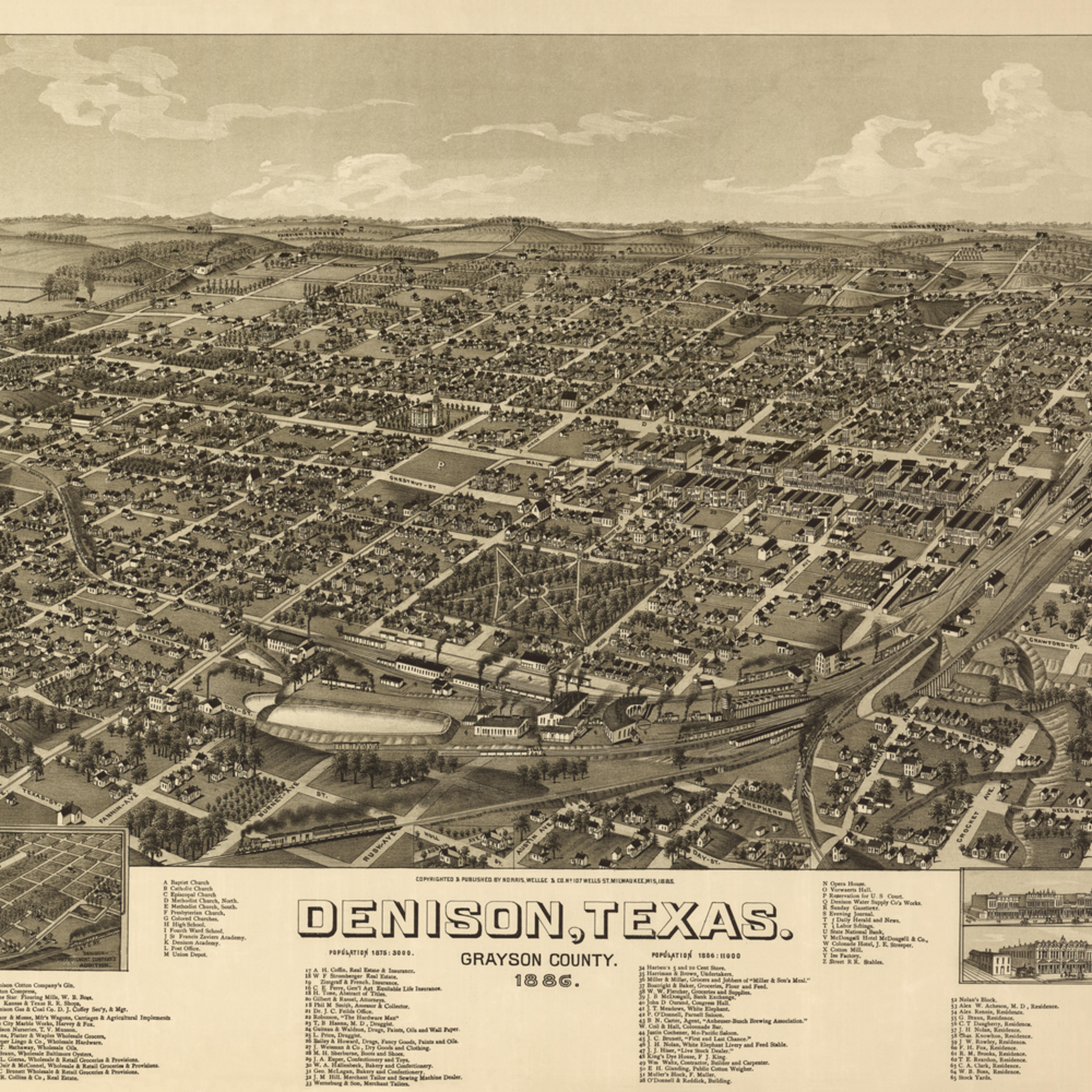 Denison 1886 qyhmrh