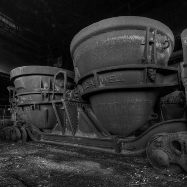 Bethlehem steel slag car 42 hqagqj