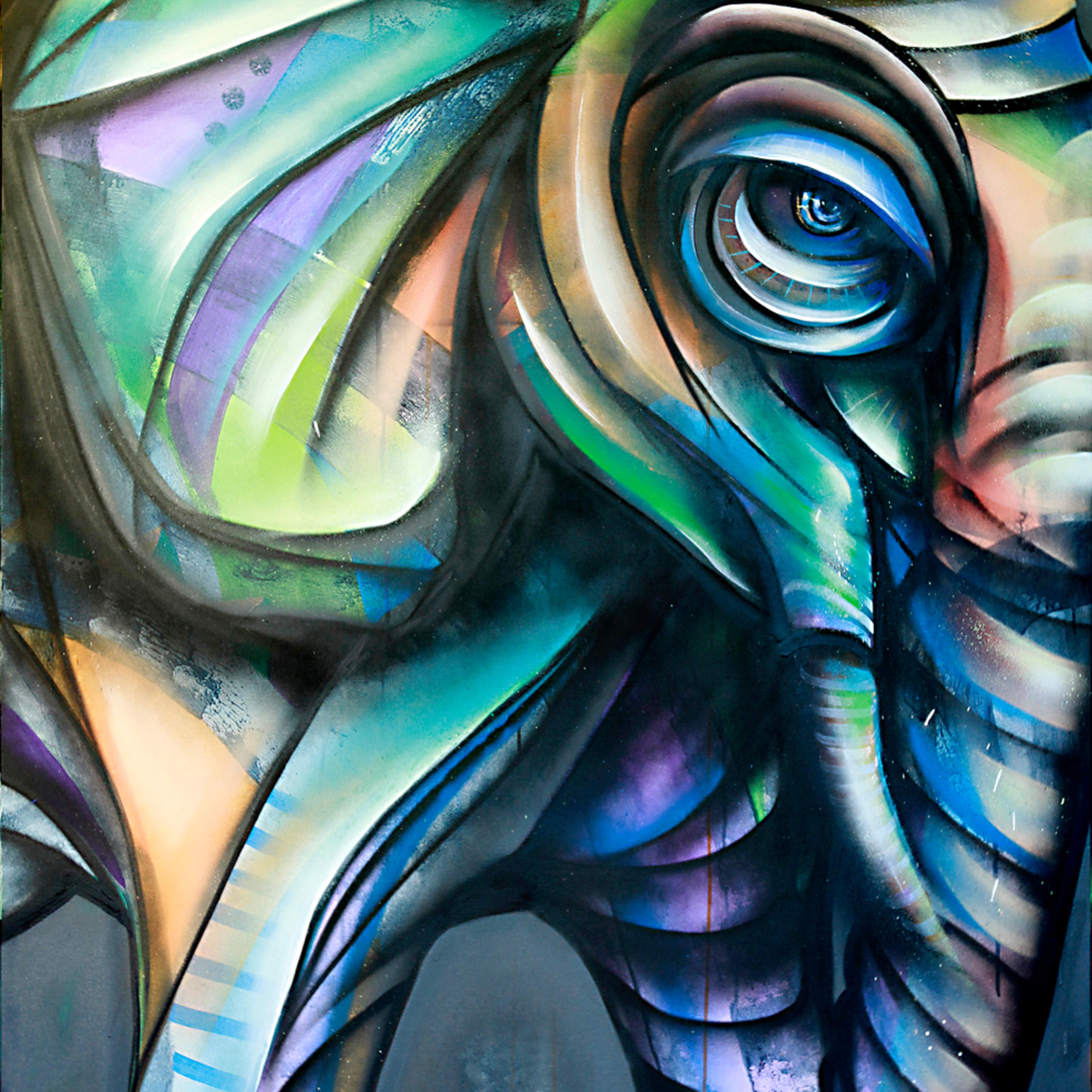 Elephant large aobyay