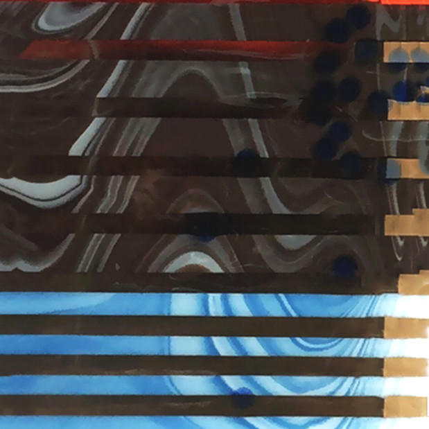 Waves behind stripes left jjmenz