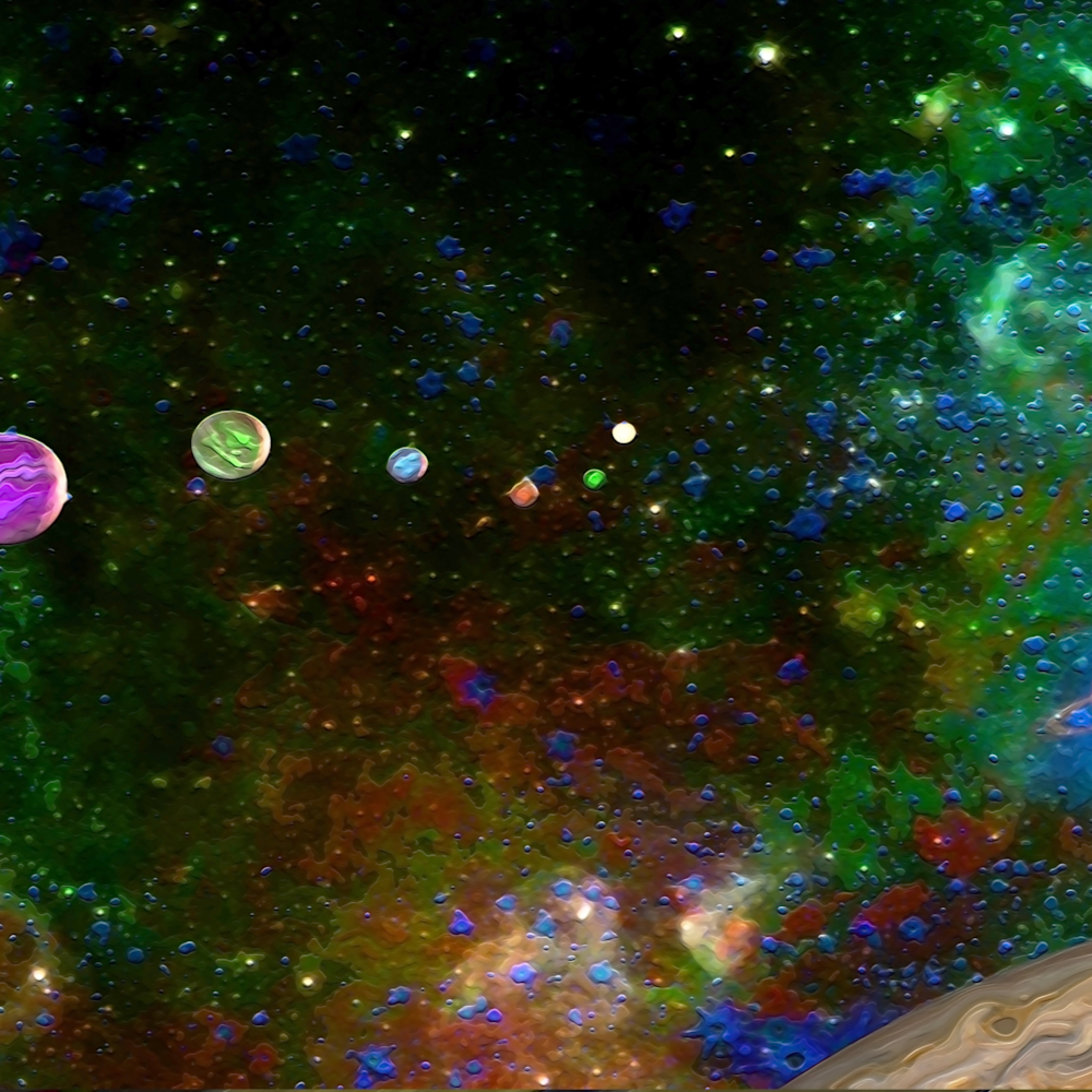 Parade of planets fqo4rf