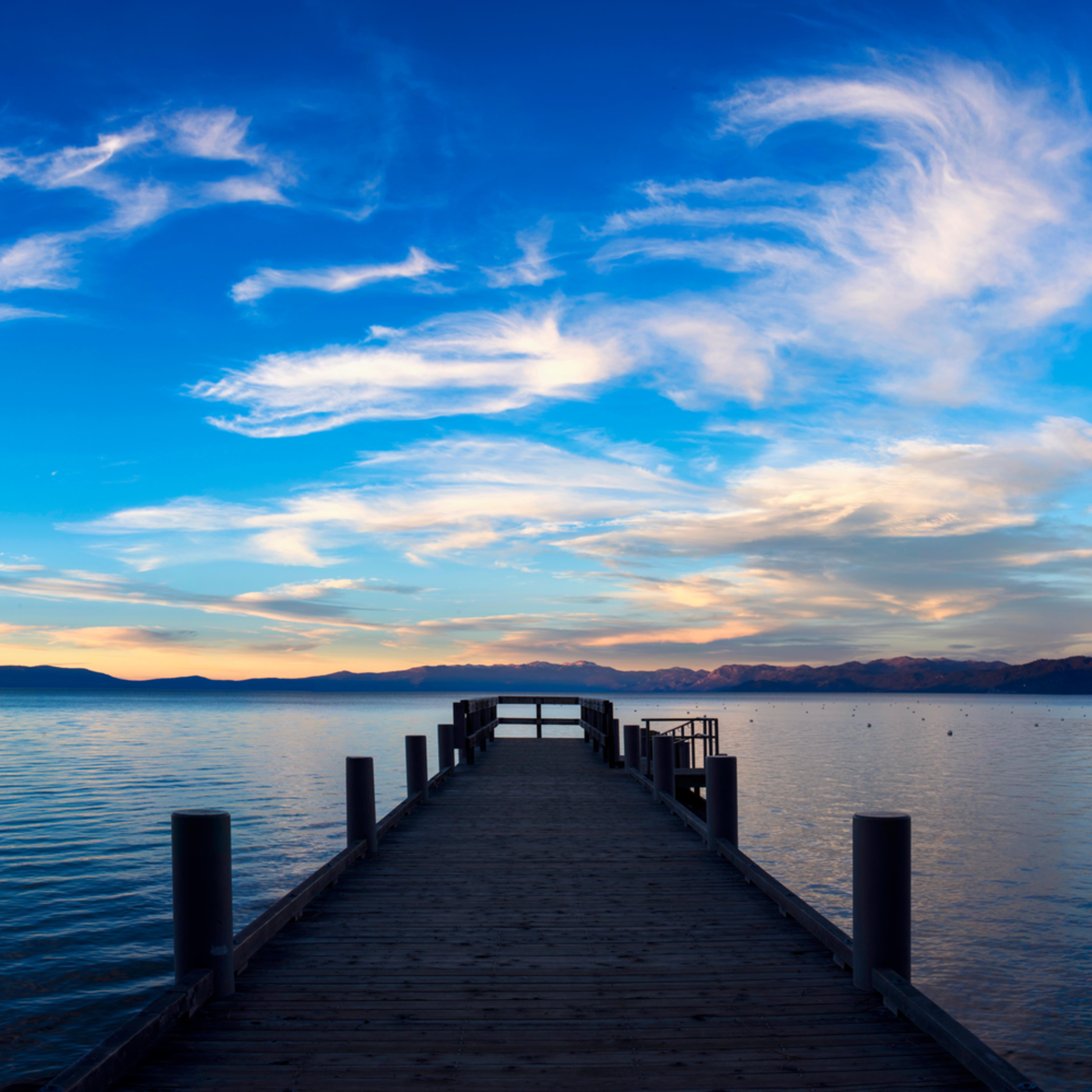 Valhalla pier cloudscape perfect photo suite qc2d8u