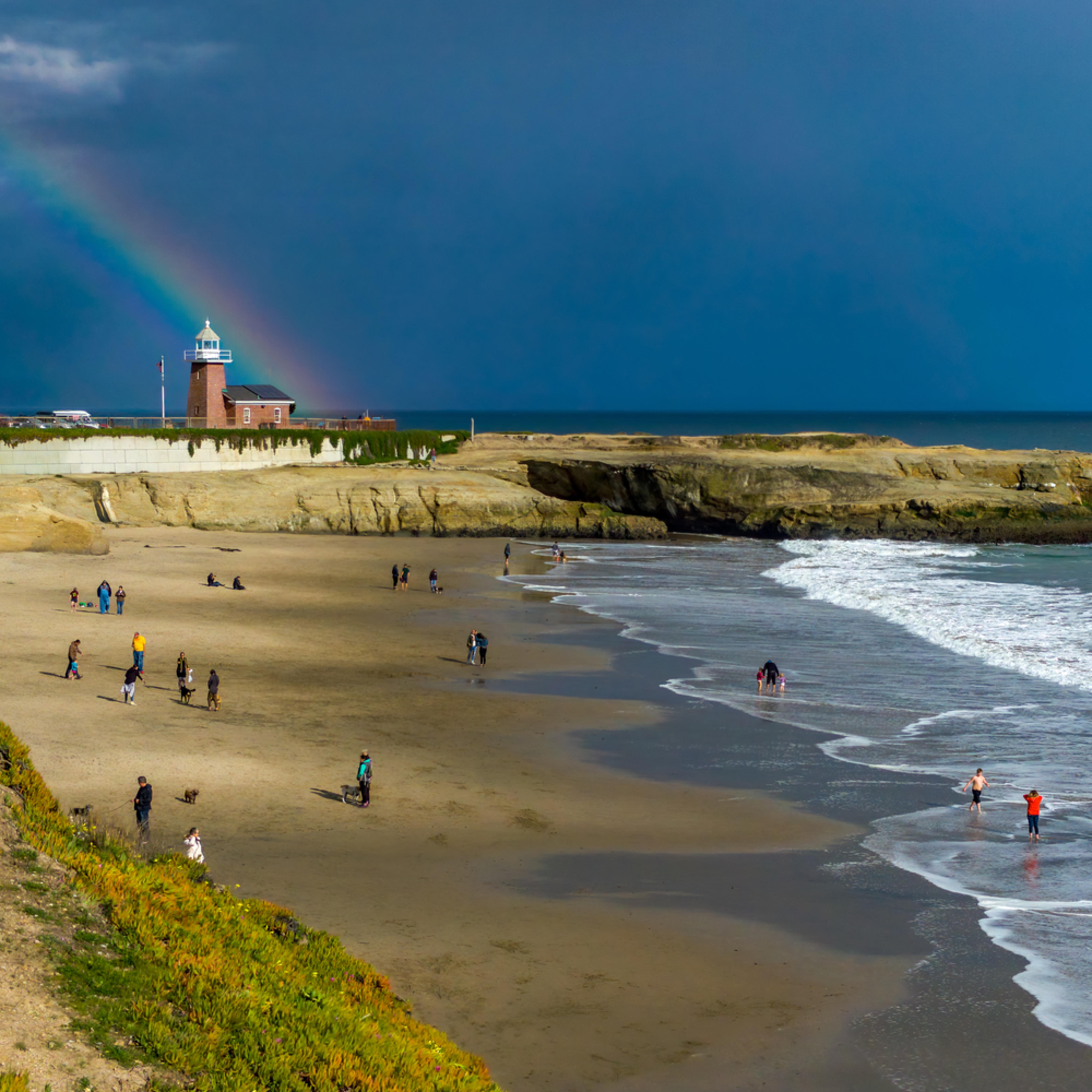 Santa cruz rainbow vvggkf