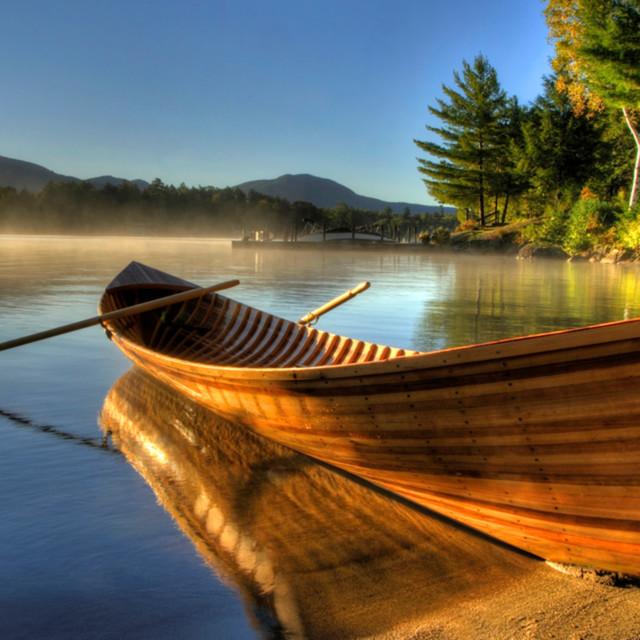 Adirondack guideboat ptnhpl