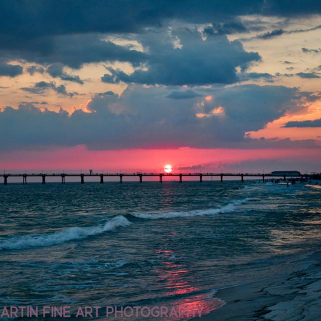 Sunset beach1609 koral martin rloyyd