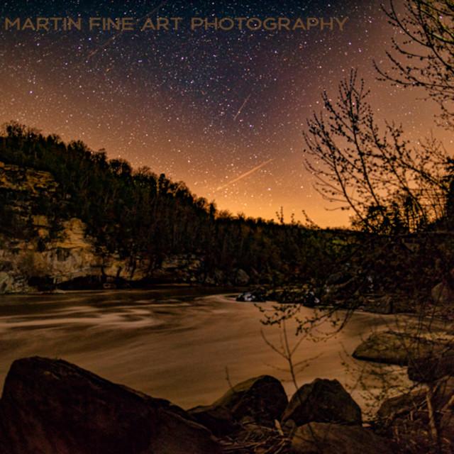 Cumberland river night 8420 koral martin qigt4t