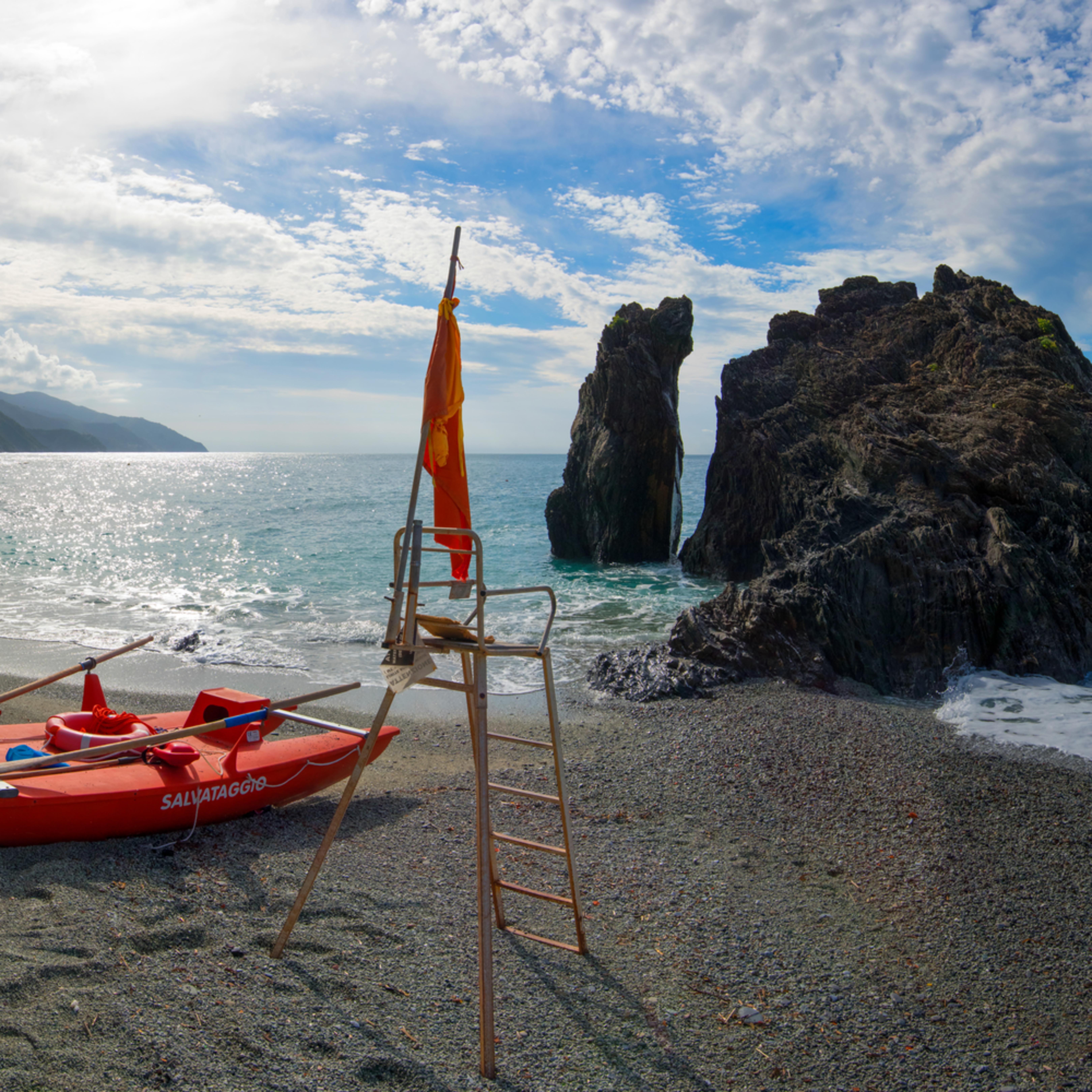 Monterroso lifeboat vizdji