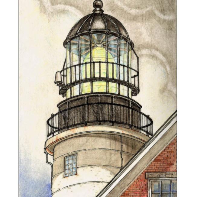 Trenton hill lighthouse qckeda