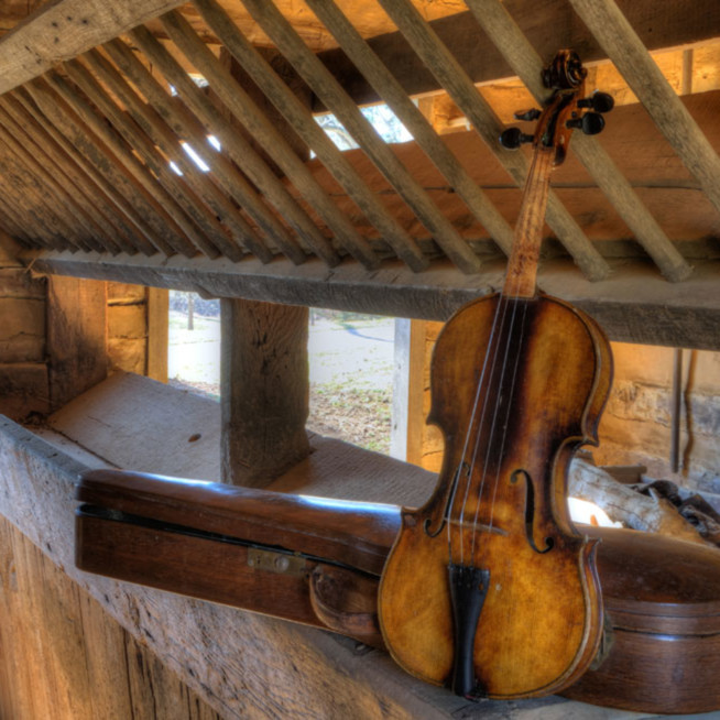 In the barn bapde2