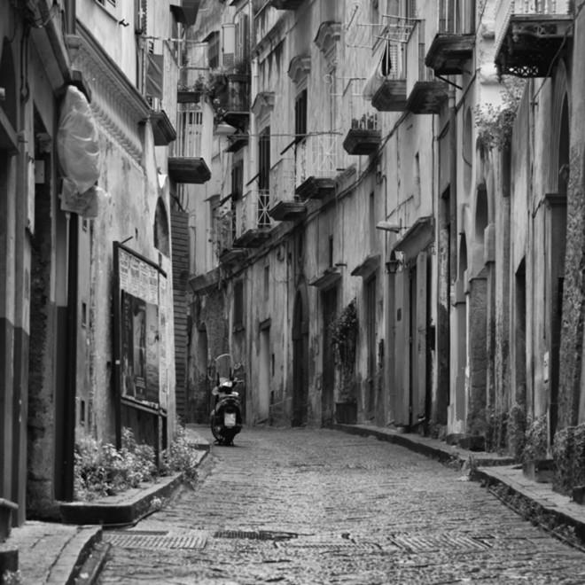 The streets of procida ir1bvm