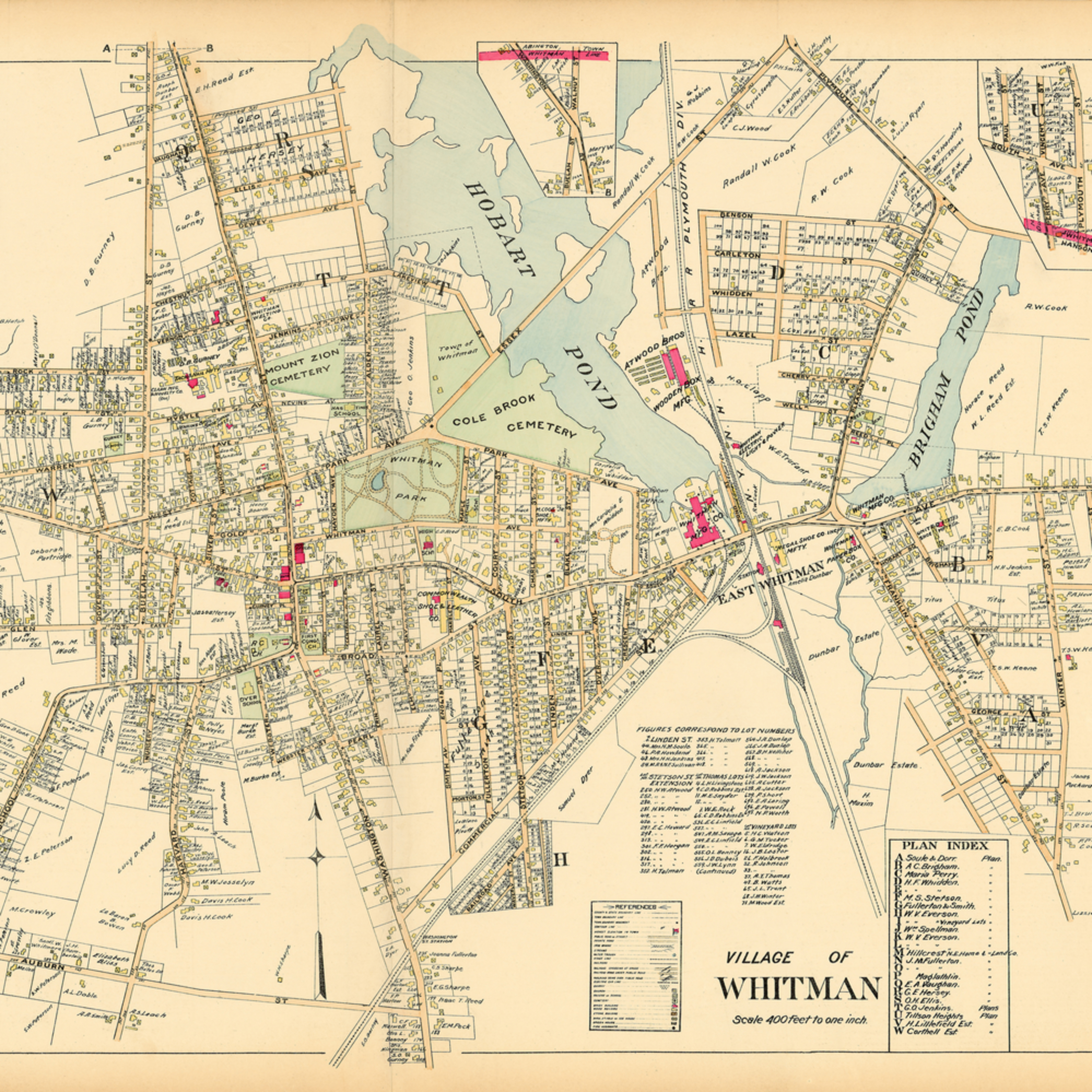048 p3 whitman village1903plate7 names 22x38 38 xapuv9