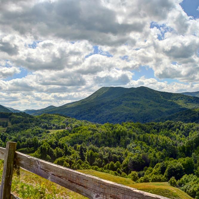 Blue ridge mountains arnmcm