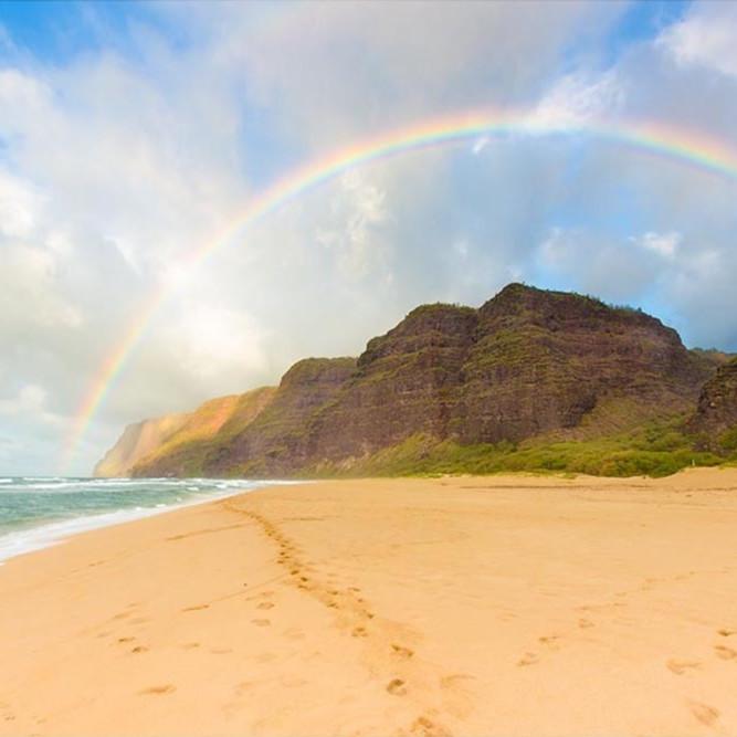 Napali rainbow vkcpar
