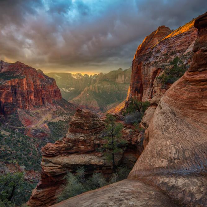Canyon light davidjwest ai0mwy