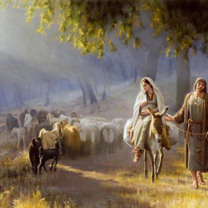 Joseph brickey journey to bethlehem ahqydb