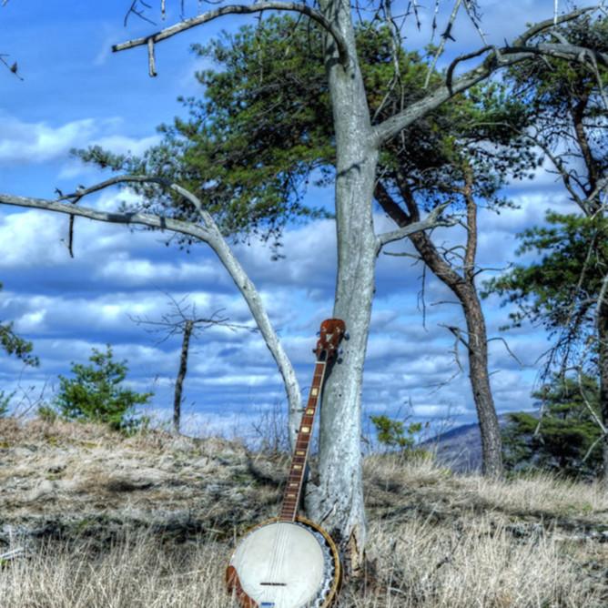 Blue skies banjo bxyvk8