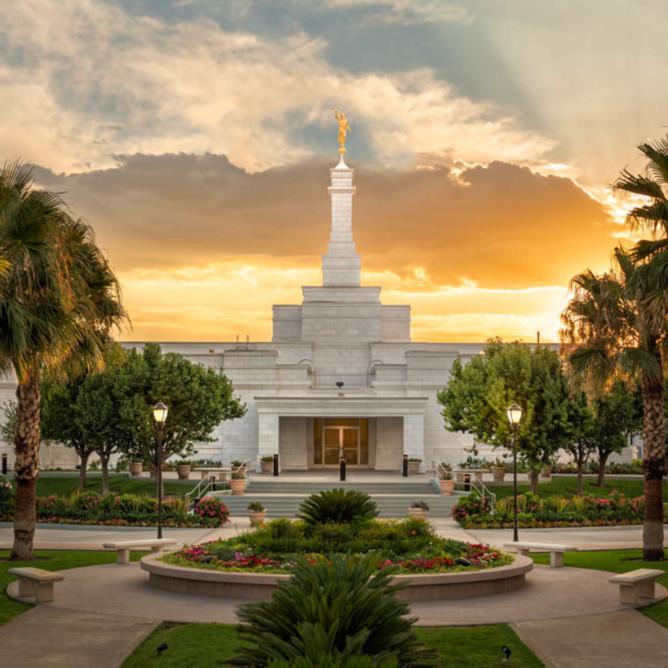 Robert a boyd ciudad juarez temple   sunset xuch4l