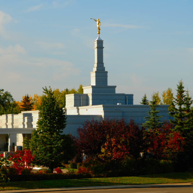 Hank delespinasse edmonton temple   fall colors gsqb63
