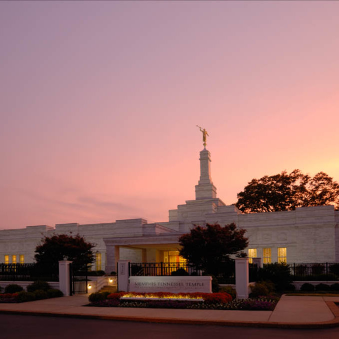 Hank delespinasse memphis temple   pink sky ybejt0