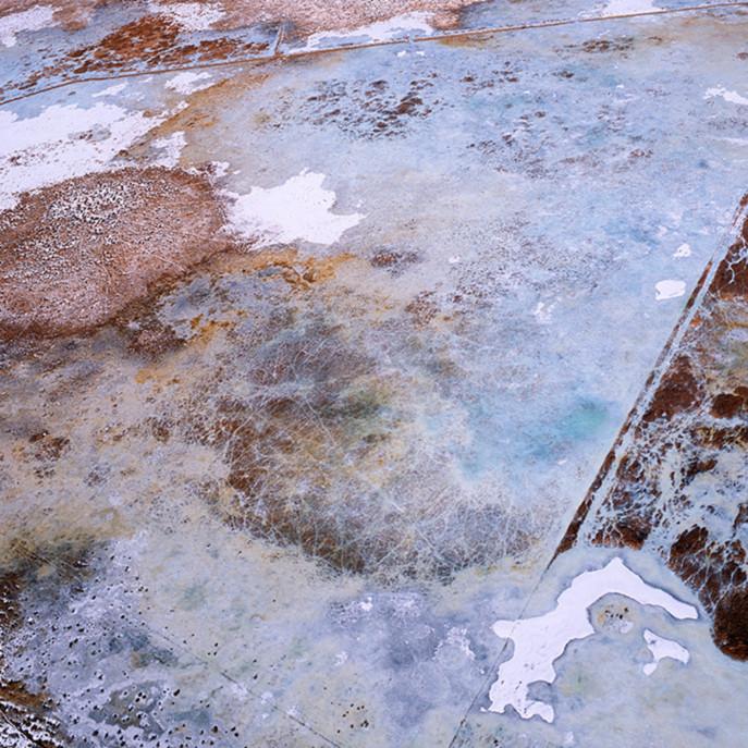 Winter marsh land vy7908