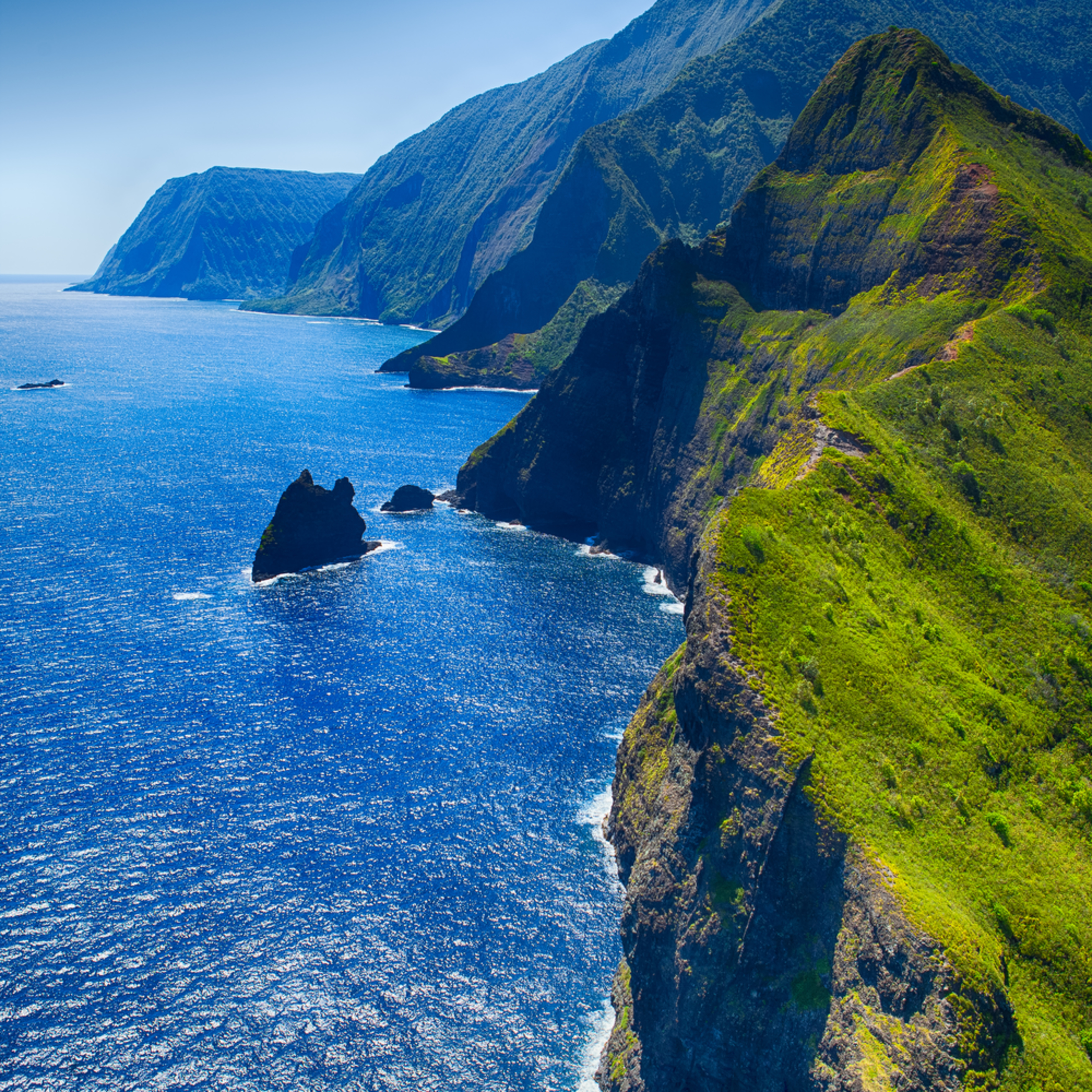 Molokai sea cliffs ut8ti1
