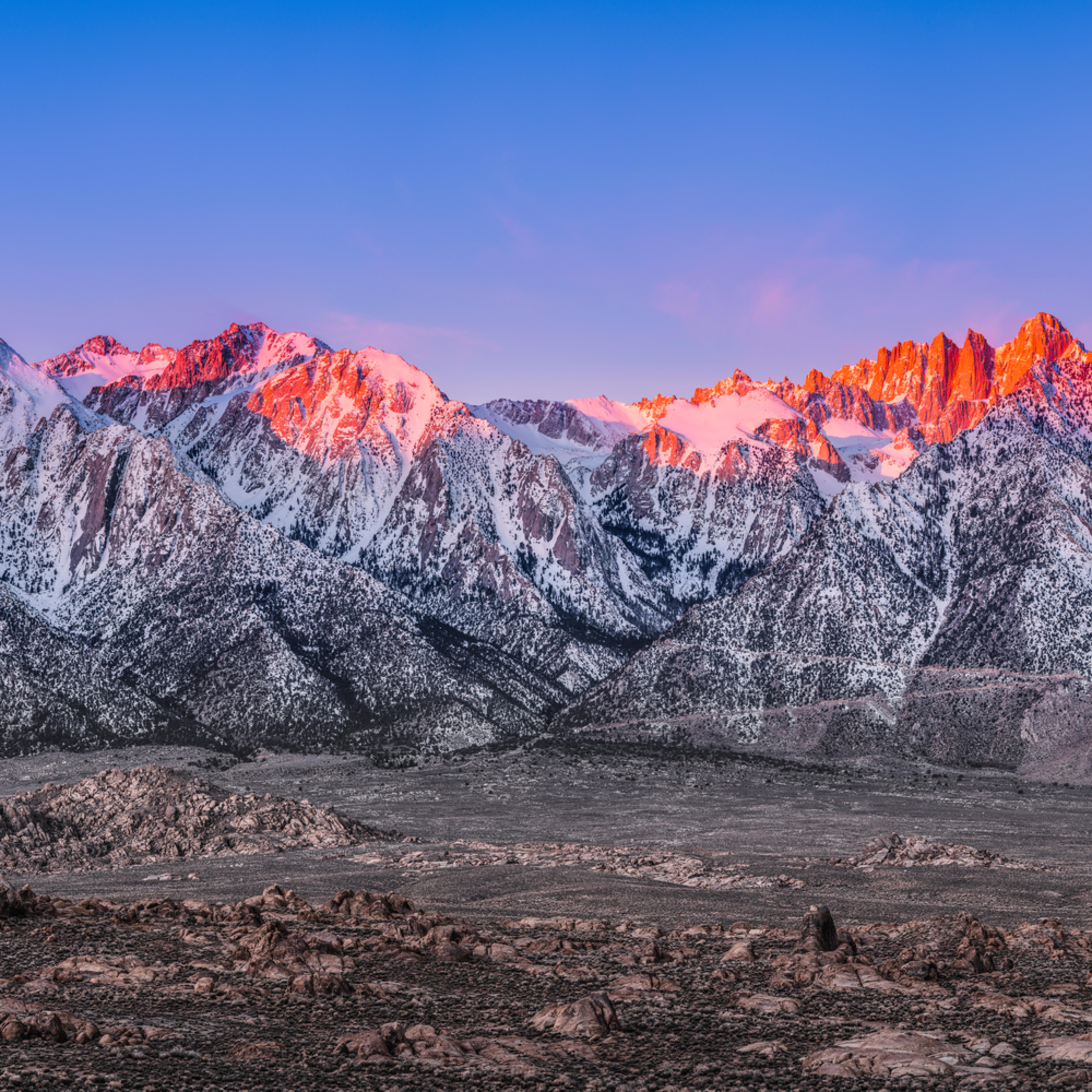 Sunrise on the eastern sierra 1 2 gpxhyo
