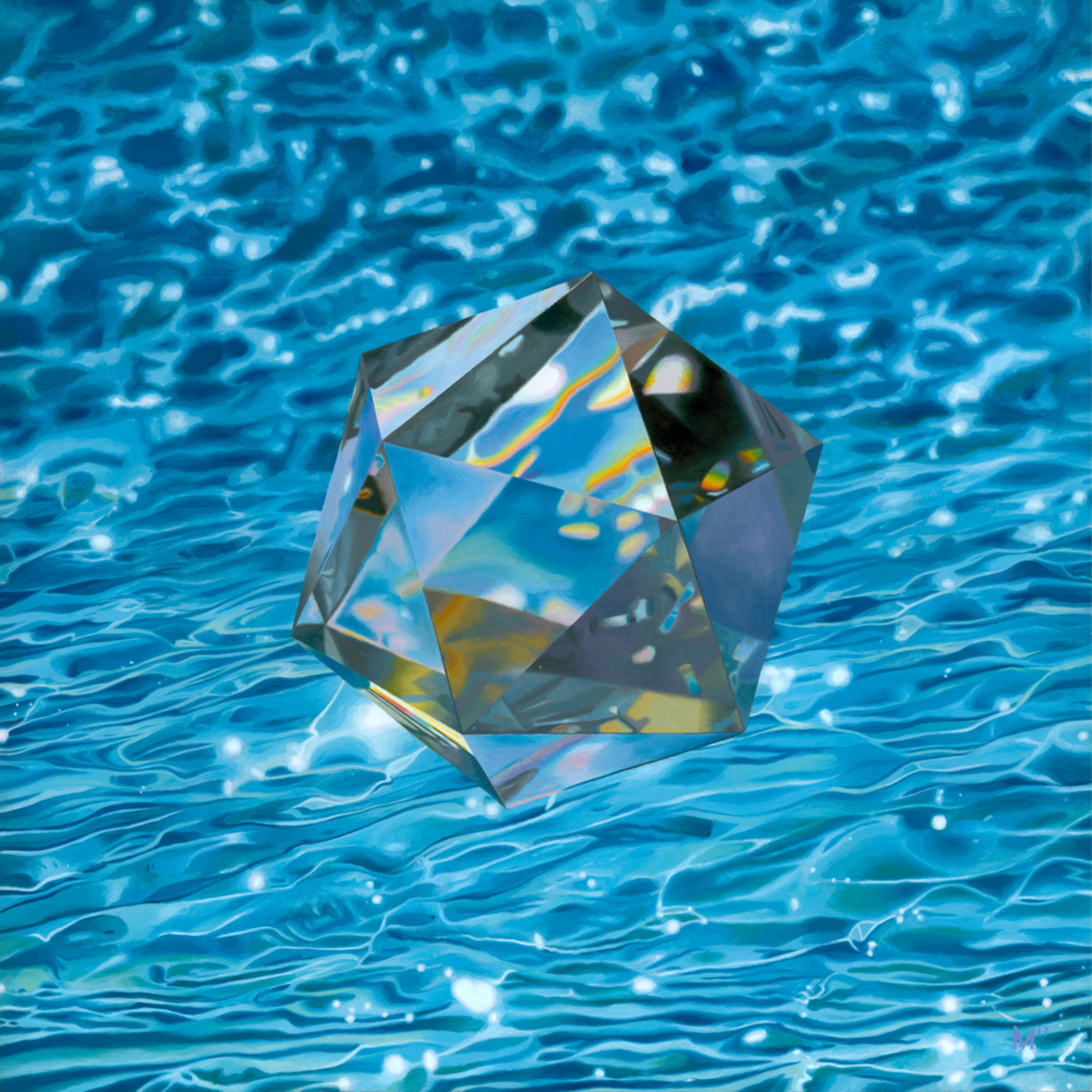 Icosahedron clean jlzhl3