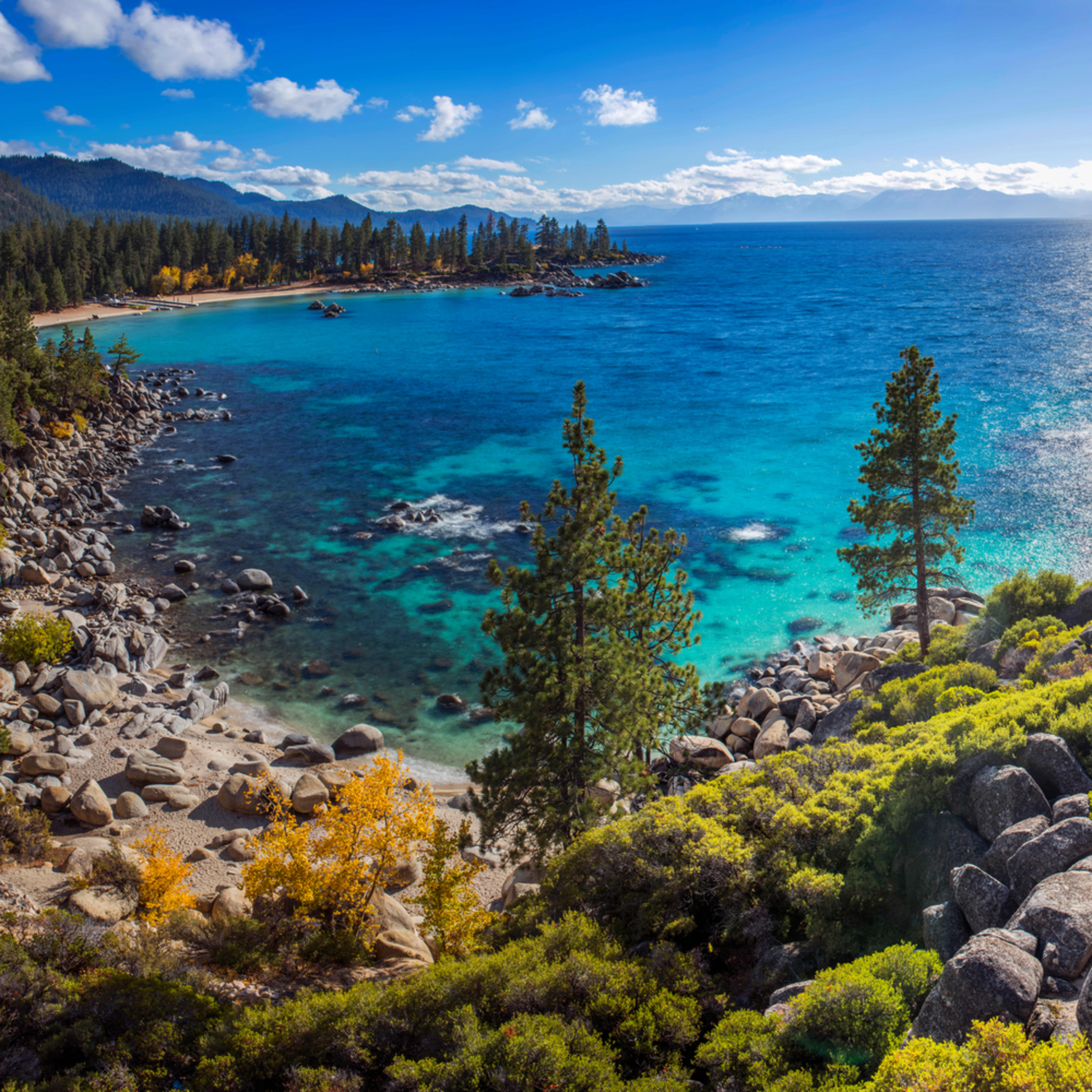 Sand harbor lookout square w9gjqo