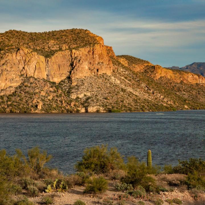 Canyon lake apache trail 2486 az lf koral martin plmuxp