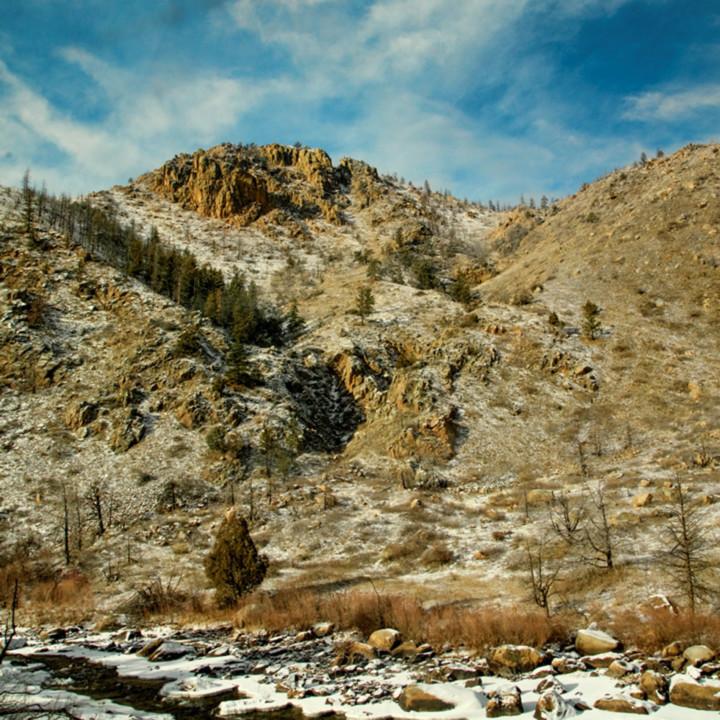 Colorado winter snow poudre canyon 9462 koral martin vl3wrl