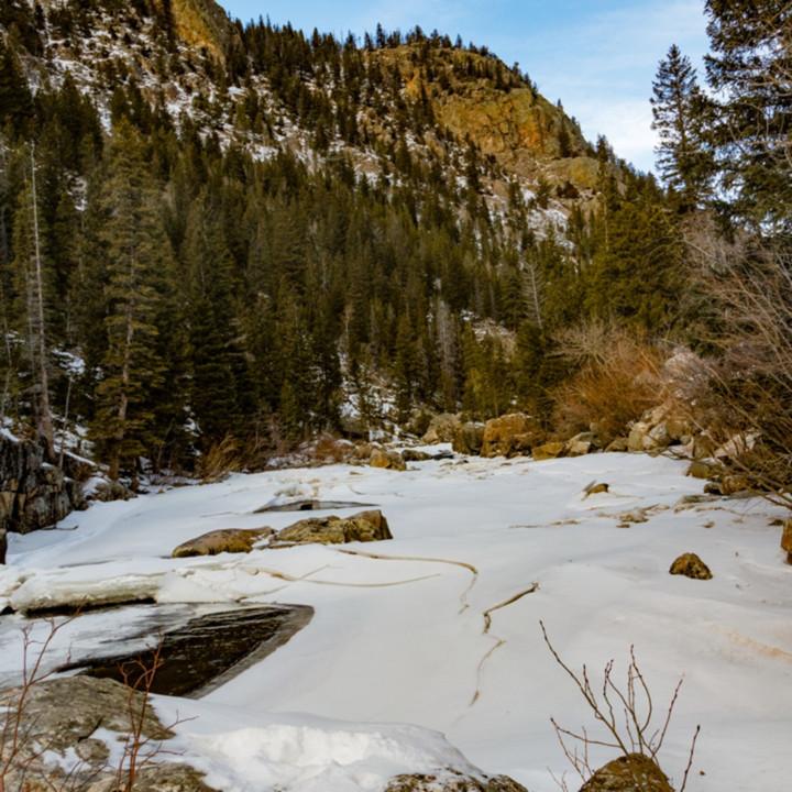 Colorado winter snow poudre canyon sun 9544 koral martin iclyxs