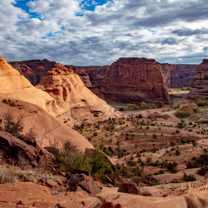 Canyon de chelly view 3542 u 19 koral martin vlcgn8