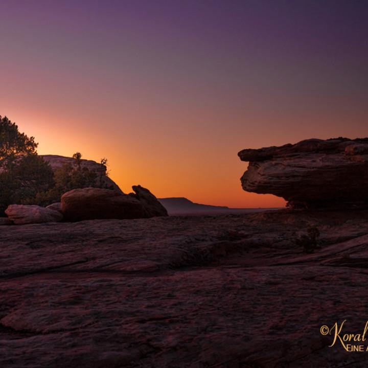 Sunset canyon de chelly 3464 koral martin crdz1y