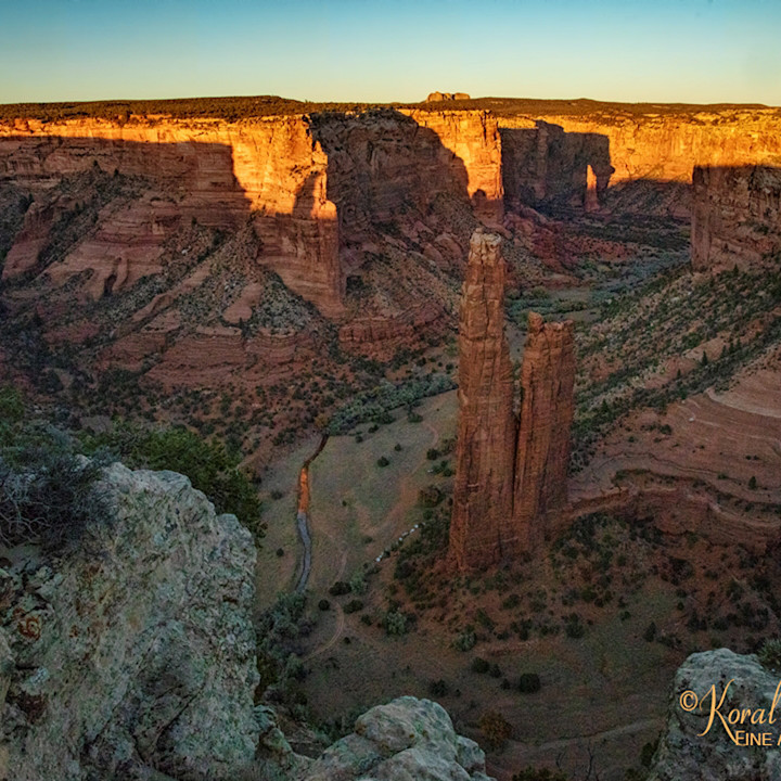 Sunset towers canyonde chelly 3416 koral martin zb45mf