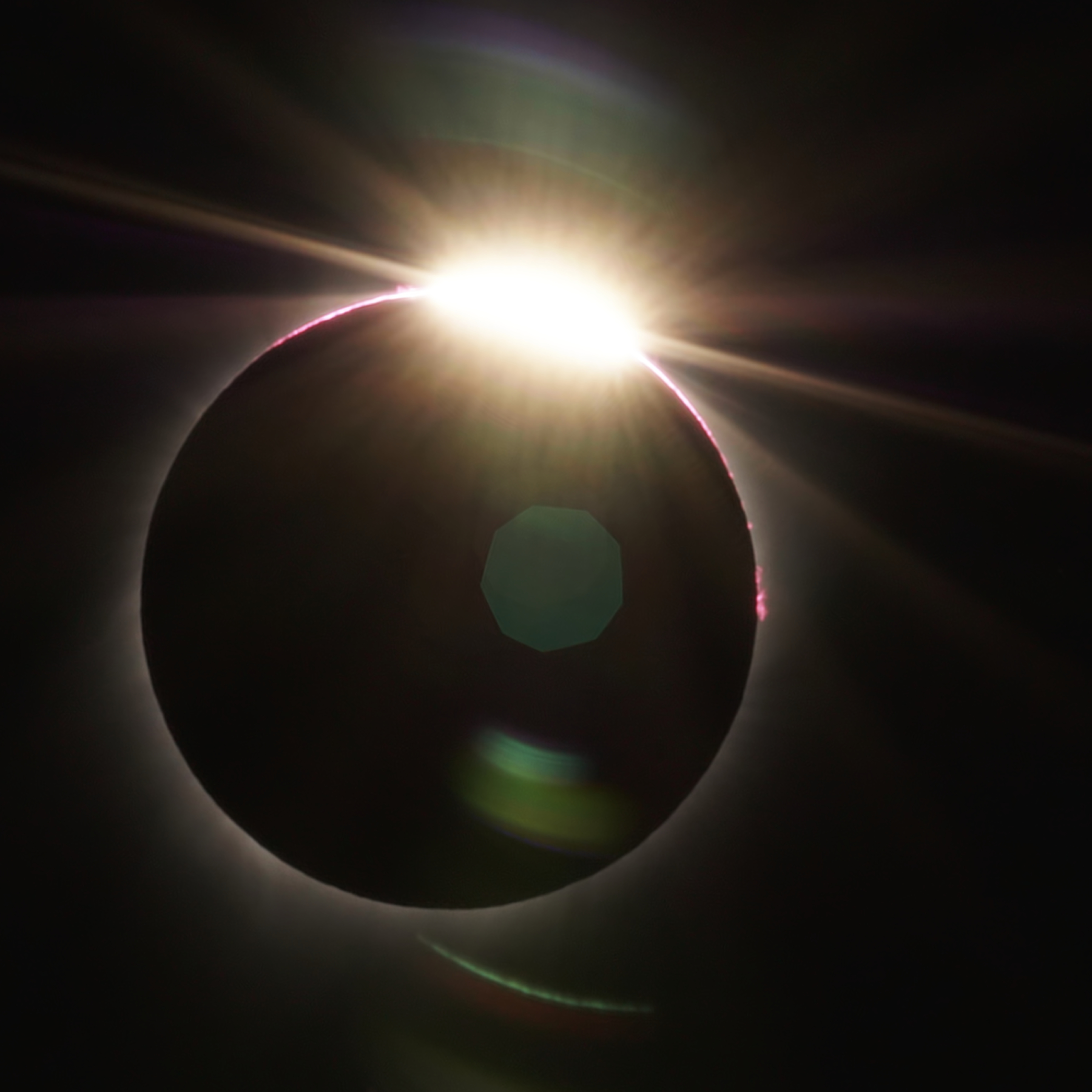 30x60 solar eclipse totality l23ow1