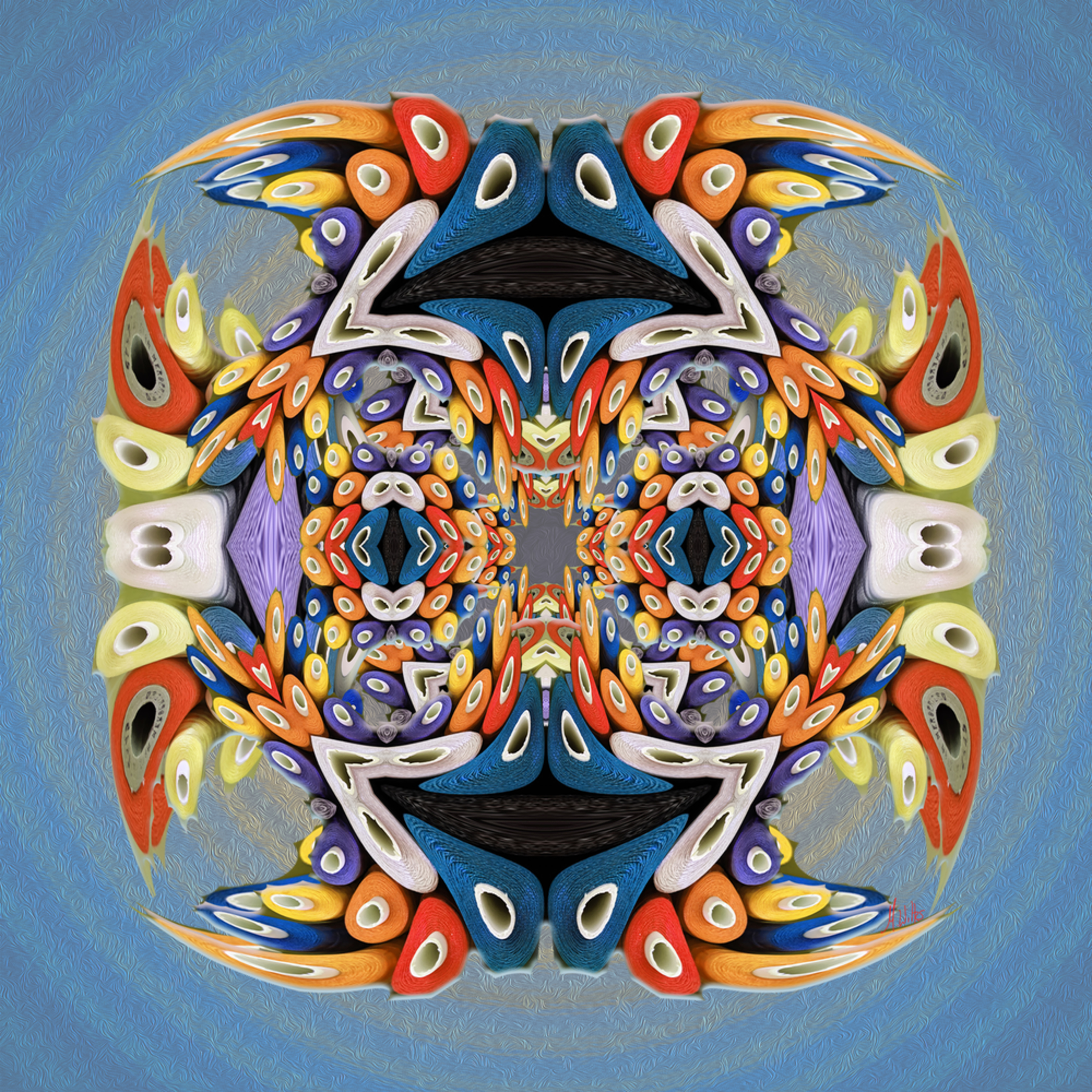 Spoolfaces03 blue dxabbe