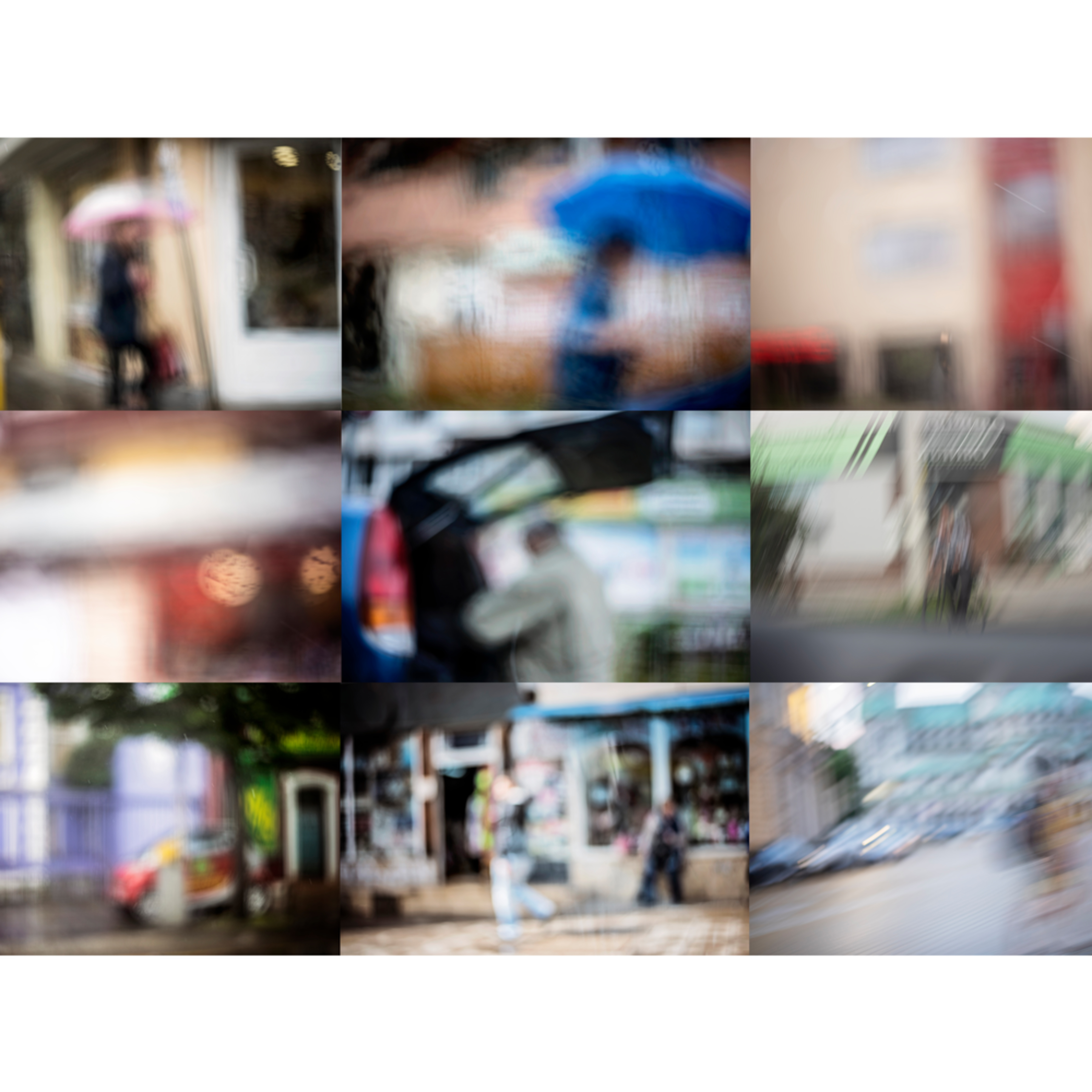 Streets collage abstract street photography fine art print silvia nikolov tjjumg